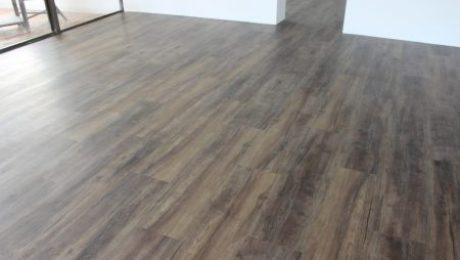 Hybrid click lock vinyl flooring installation Melbourne