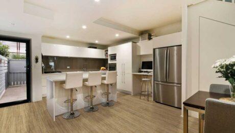 non slip vinyl flooring for kitchens & bathrooms